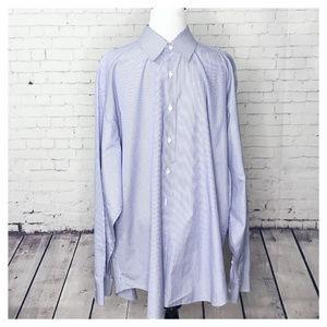 Armani Collezioni Mens Dress Shirt